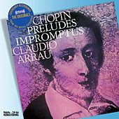 Chopin: 24 Preludes Op.28 by Claudio Arrau