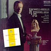 Handel: Arias by Russell Oberlin