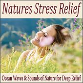 Natures Stress Relief: Ocean Waves & Sounds of Nature for Deep Relief by Robbins Island Music Group