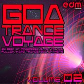 Goa Trance Voyage v.2 - Masters of Progressive, Psychedelic & Hard Acid Trance by Various Artists