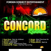 Foreign Connect Concord Riddim by Various Artists