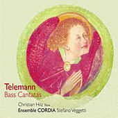Telemann: Bass Cantatas by Various Artists