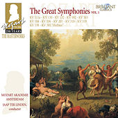 Mozart: The Great Symphonies, Vol. 1 by Mozart Akademie Amsterdam