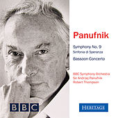 Panufnik: Symphony No. 9 and Bassoon Concerto by Various Artists