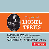 The Art of Lionel Tertis by Various Artists