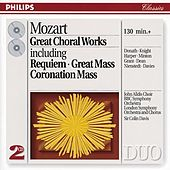 Mozart: Great Choral Works by Various Artists