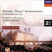 Haydn: The Paris Symphonies by Philharmonia Hungarica