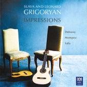 Impressions by Leonard Grigoryan