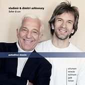 Father & Son by Dimitri Ashkenazy
