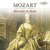 Mozart: Ascanio in Alba, K. 111 by Various Artists