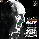Horowitz Plays Chopin by Vladimir Horowitz