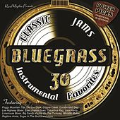 Bluegrass Classic Jams - Power Picks: 30 Instrumental Favorites by Various Artists
