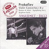 Prokofiev: Violin Concertos Nos.1 & 2; Symphony No.5; Romeo & Juliet etc. by Various Artists