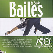 Bailes de Salón Vol. 2 by Various Artists