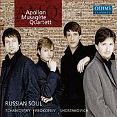 Russian Soul by Apollon Musagète Quartet