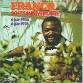 Franco 20ème anniversaire, vol. 2 (6 juin 1956 - 6 juin 1976) by Franco
