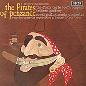 Gilbert & Sullivan: The Pirates of Penzance by Various Artists