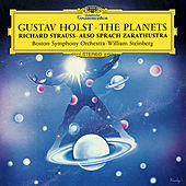 Strauss, R.: Also sprach Zarathustra / Holst: The Planets by Boston Symphony Orchestra