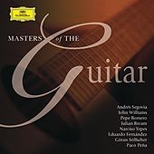 Masters of the Guitar by Various Artists