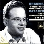 Brahms: Piano Concerto No. 1 in D Minor, Op. 15 by Julius Katchen