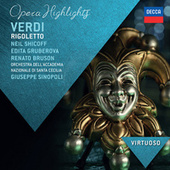 Verdi: Rigoletto - Highlights by Various Artists