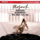 Mozart: Serenades & Divertimenti for Wind (6 CDs Vol.5 of 45) by Various Artists
