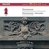 Mozart: Complete Edition Box 3: Divertimenti & Serenades (11 CDs) by Various Artists