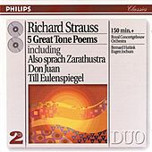 Strauss, R.: Five Great Tone Poems by Various Artists