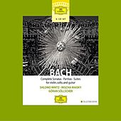 Bach: Complete Sonatas, Partitas & Suties for Violin, Cello & Guitar by Various Artists