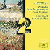 Debussy: Préludes; Suite bergamasque; Pour le piano by Various Artists
