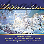 Christmas Box: Christmas Time With the Mantovani Orchestra, Christmas Trumpet Dreams, Classical Christmas by Various Artists