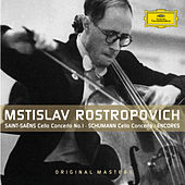 Rostropovich: Early Recordings by Mstislav Rostropovich