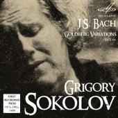 Bach: Goldberg Variations, BWV 988 by Grigory Sokolov