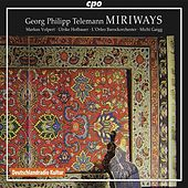 Telemann: Miriways by Various Artists