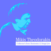 Collector's Item: Romiosini 11 Songs Live by Mikis Theodorakis (Μίκης Θεοδωράκης)