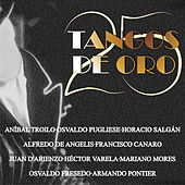 25 Tangos de Oro by Various Artists