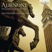 Albinoni: Trattenimenti Armonici, Op. 6 by Zero Emission Baroque Orchestra