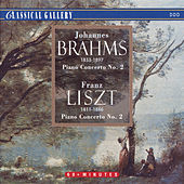 Brahms: Piano Concerto No. 2 - Liszt: Piano Concerto No. 2 by Various Artists