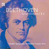 Beethoven: Symphones Nos. 1 & 2 by London Symphony Orchestra