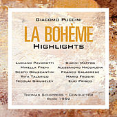 Puccini: La Bohème Highlights by Various Artists
