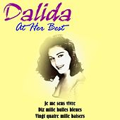 At Her Best by Dalida