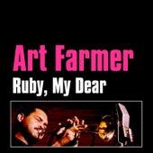 Ruby, My Dear by Art Farmer