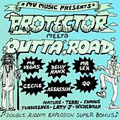 MV Music Presents Protector Meets Outta Road by Various Artists