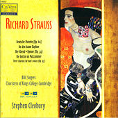 Strauss: Choral Works by BBC Singers