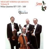 Mozart: String Quartets, Vol. 2, K. 155-160 by The Coull Quartet