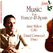Music from France & Spain by Jamie Walton