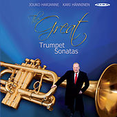 The Great Trumpet Sonatas by Jouko Harjanne