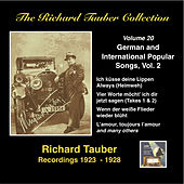 The Richard Tauber Collection: German & International Popular Songs, Vol 2 (Recordings 1923 - 1938) by Richard Tauber