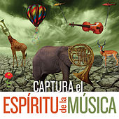 Captura el Espíritu de la Música by Various Artists