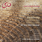 Stravinsky: Oedipus Rex & Apollon musagète by Various Artists